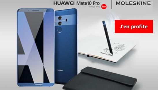 Huawei Mate 10 pro sfr