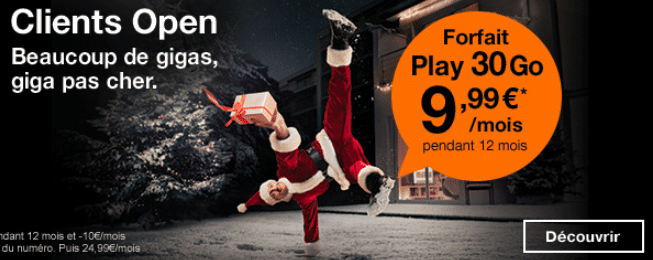 Orange offre play