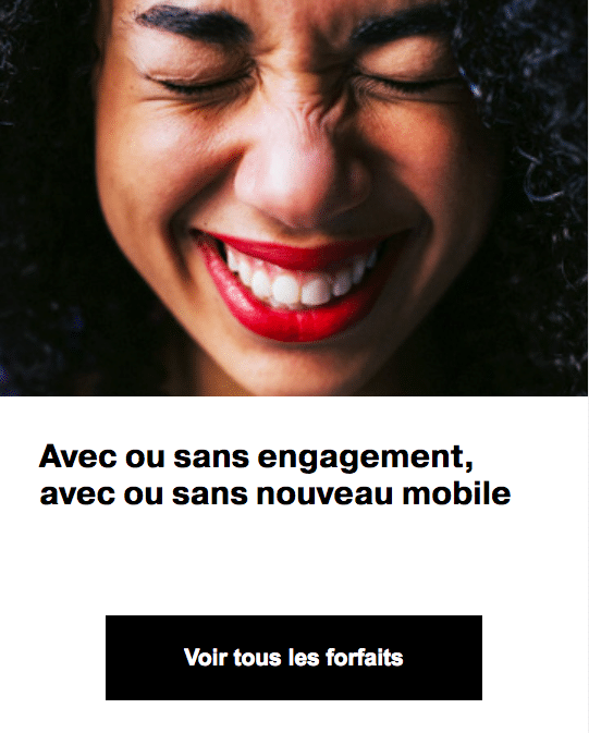 Les forfaits mobiles Orange
