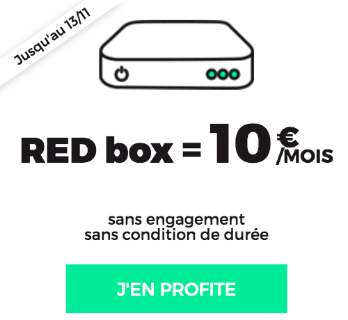 box internet RED