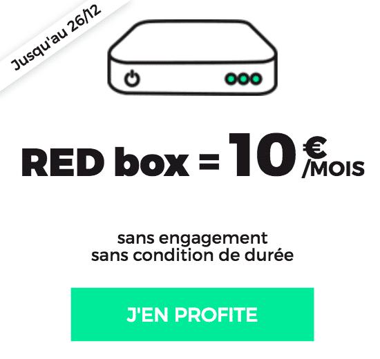 RED box internet fibre adsl