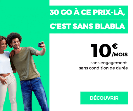 red forfait promotion