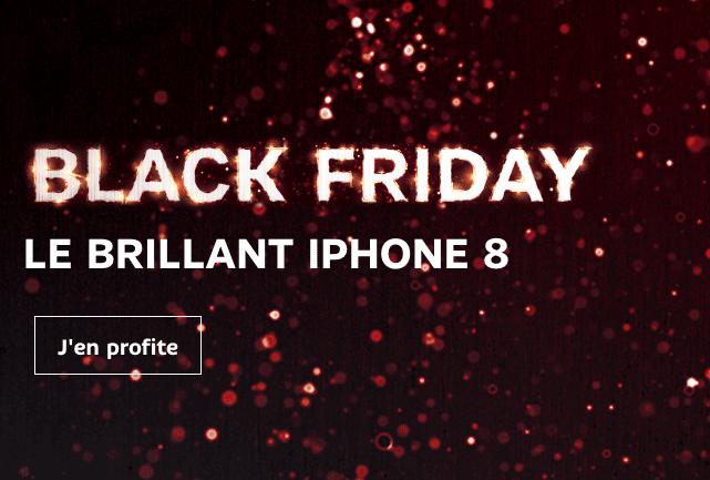 SFR black friday iphone