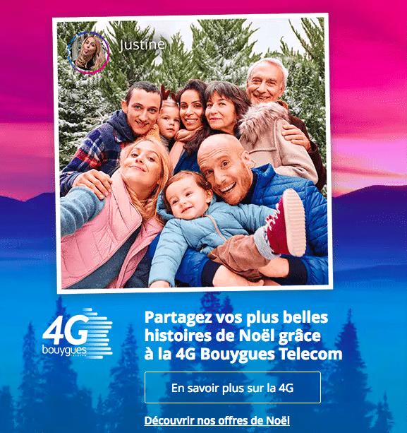 Sensation 4G Bouygues telecom
