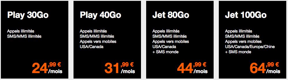 10 euros de remise pour les nouveaux abonnés Orange