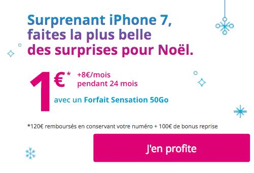 iPhone 7 Bouygues Télécom