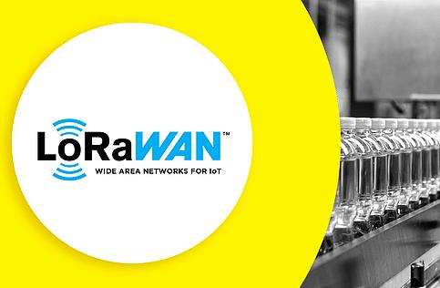 LoRaWAN pour diffuser les IoT