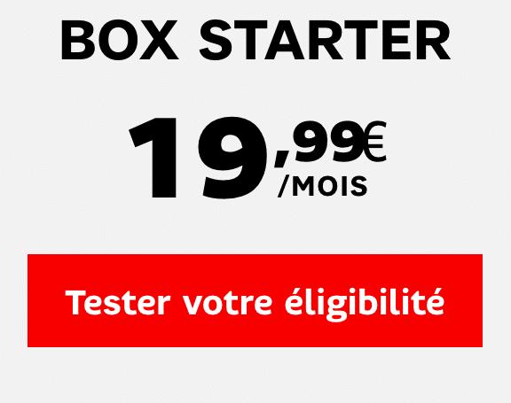 sfr box internet