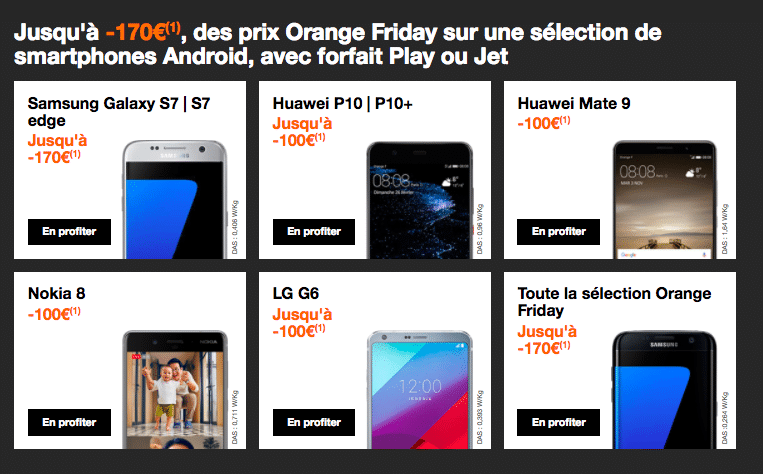 smartphone black friday