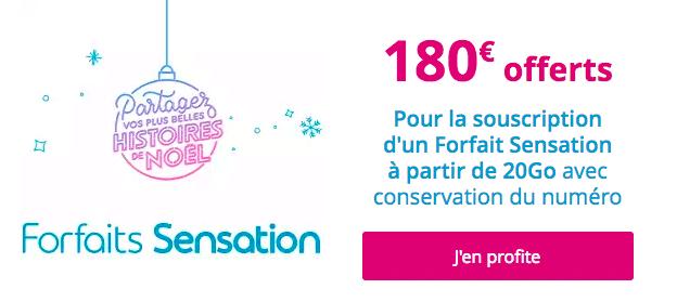 Bouygues Telecom 180e rembourses