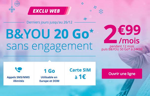 Bouygues Telecom b&you