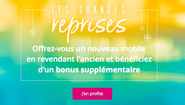 Bouygues telecom bonus reprise