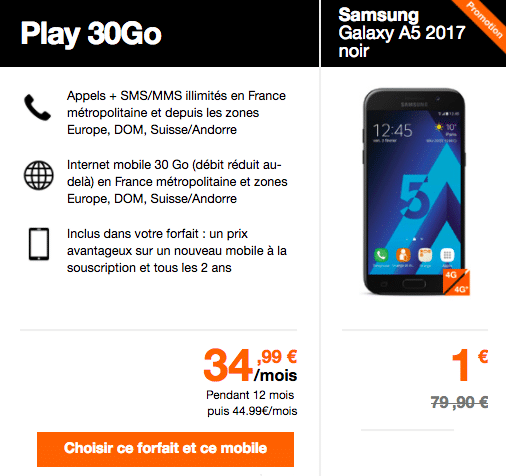 Orange galaxy play 30