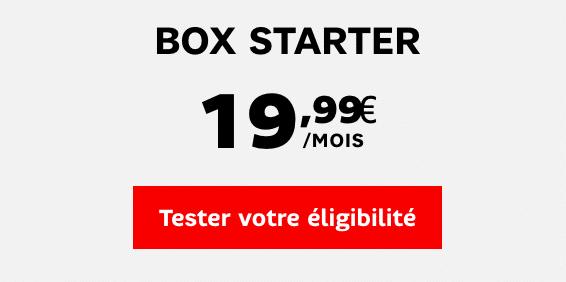 SFR Box Starter