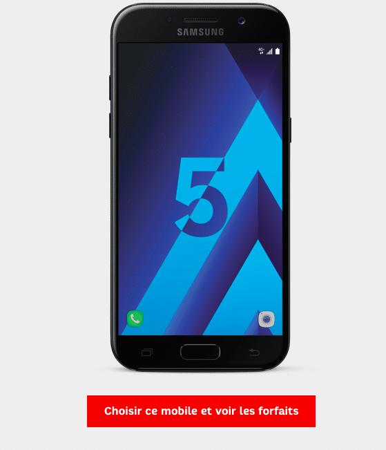 SFR Samsung galaxy A5