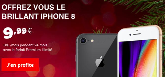 SFR iPhone 8