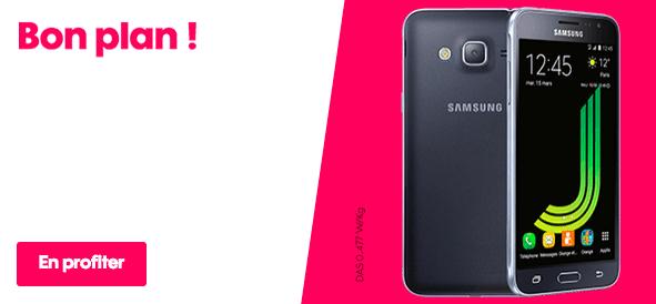 Sosh Samsung Galaxy J