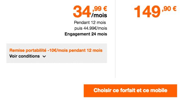 promo Orange XZ Premium