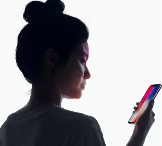 Huawei et la reconnaissance faciale pourra rivaliser avec le Face ID de la marque Apple.