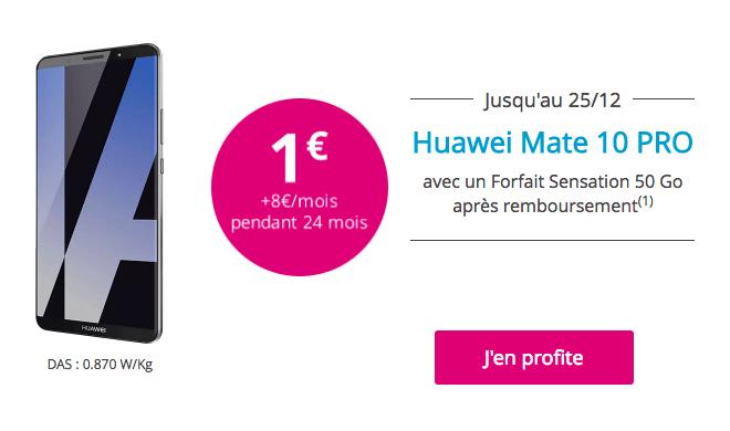 Huawei Mate 10 Pro promo
