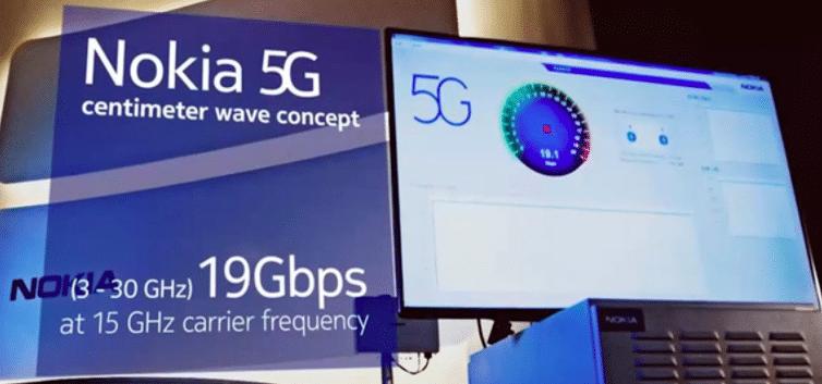 Nokia teste sa 5G à Paris Saclay