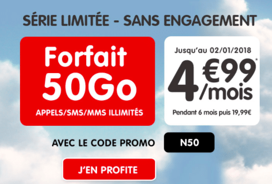 NRJ Mobile code promo
