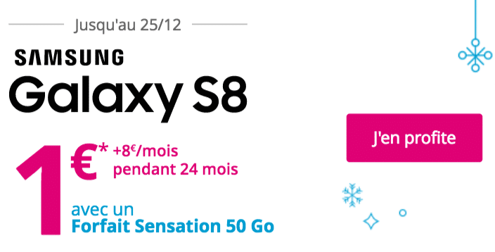 Bouygues Galaxy S8 Samsung