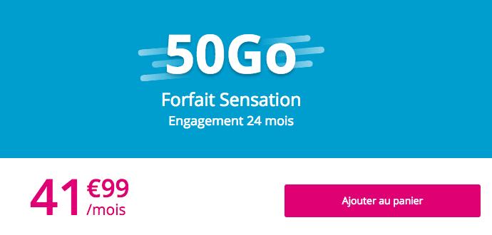 Bouygues Télécom promo Noël