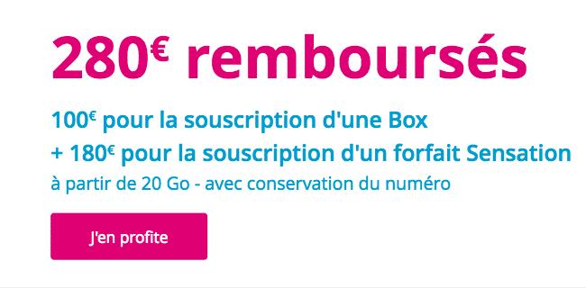 Bouygues Télécom forfait mobile