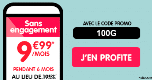 NRJ mobile promo