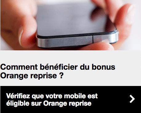 Comment profiter des reprises Orange ?