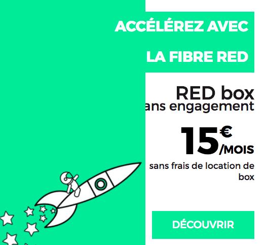 RED promo box