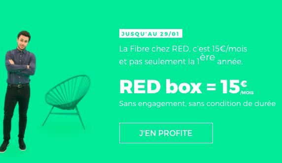 RED sfr box