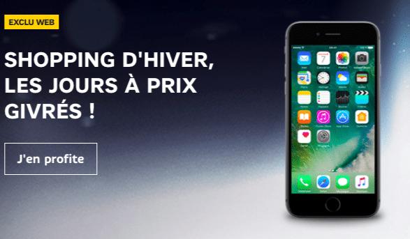 SFR promo mobiles