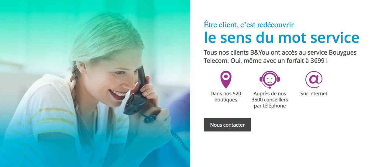 Les avantages de Bouygues Télécom