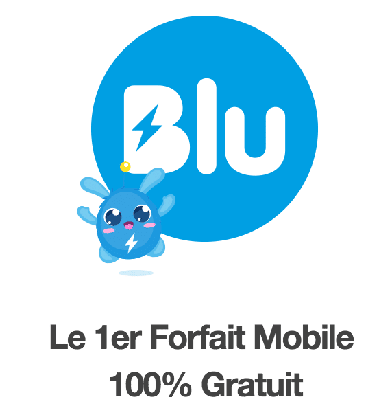 Blu vise la tranche des jeunes de 15 à 25 ans.