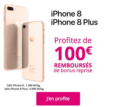 iPhone 8 Apple bonus reprise