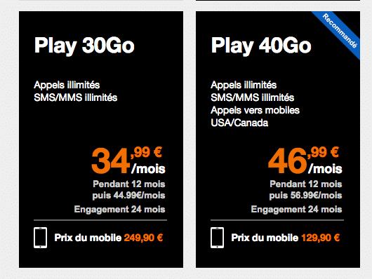 Les forfaits Orange pour l'acquisition du Galaxy S8 sont très avantageux.