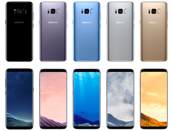 Le Galaxy S8 est en promotion chez les opérateurs.
