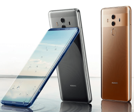 Les ventes du Huawei Mate 10 Pro ont été un succès