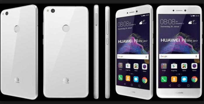 Le Huawei P8 Lite 2017 est en promotion chez les opérateurs sans engagement