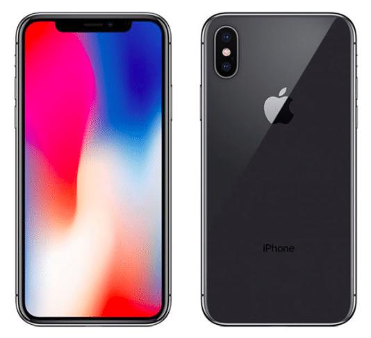 L'encoche de l'iPhone X est jugée. disgrâcieuse