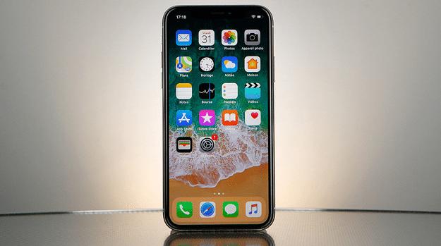 L'iPhone X était au coeur des actualités.