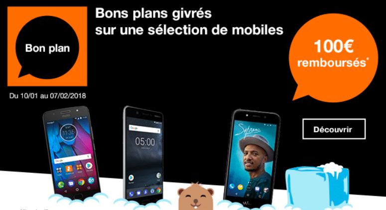 Orange promo mobiles