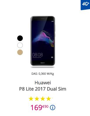 Le P8 Lite 2017 est en promotion chez Bouygues Telecom.