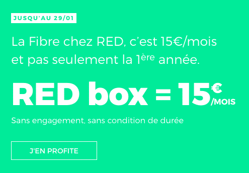 ADSL Fibre RED Box