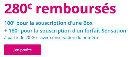 La souscription à un forfait box + mobile chez Bouygues Telecom peut faire bénéficier de remises