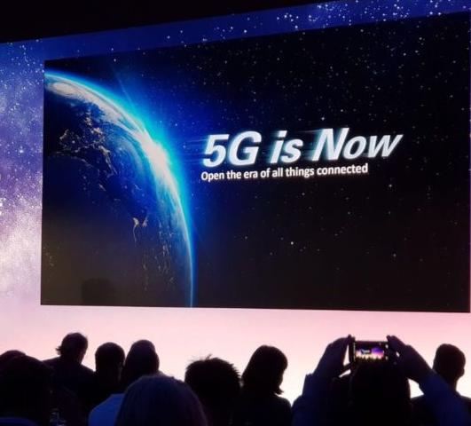 Nokia aussi travaile sur la 5G.