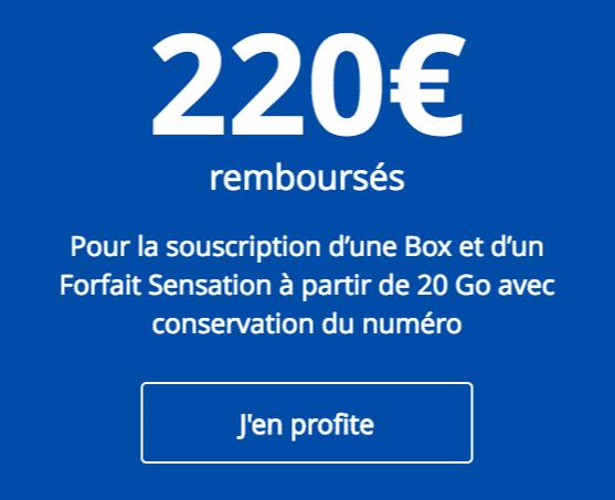 Bouygues telecom forfait sensation