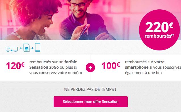 Bouygues telecom promo 120